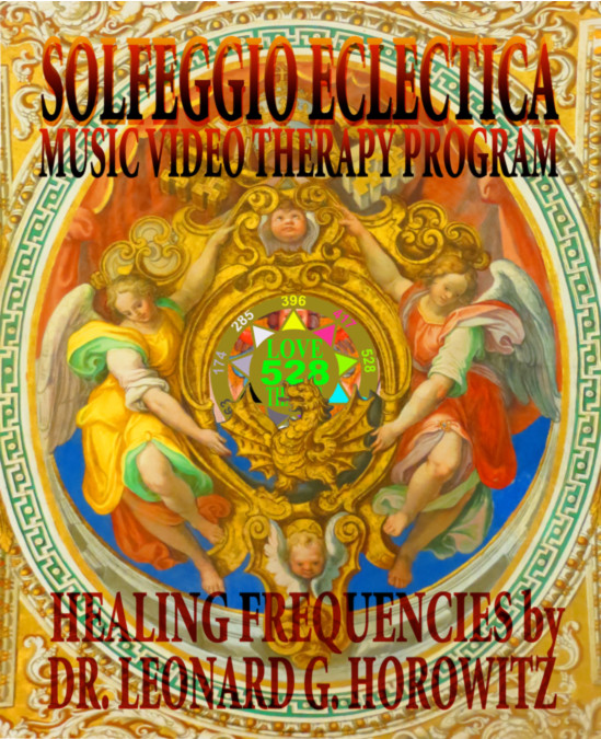 SOLFEGGIO FREQUENCY MUSIC VIDEO THERAPY PROGRAM - (8 Instrumental or  Narrated Videos)