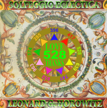 Solfeggio (Healing Frequencies) Eclectica Album