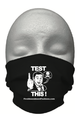 TEST THIS Mask (100% WASHABLE COTTON)