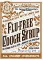 Flu Free Herbal Organic Cough Syrup