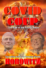 COVID COUP: The Rise of the Fourth Reich e-Book
