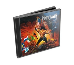 CD Warriors Of The World 10th Anniversary Remastered Edition