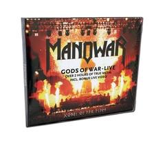 CD Double Digipak Gods Of War - Live  w/Enhanced Bonus Video
