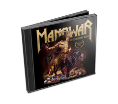 CD Into Glory Ride Imperial Edition MMXIX (remixed/remastered)