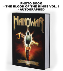 Photo Book - The Blood Of The Kings Vol. I - autographed
