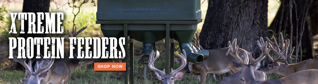 Deer and Fish Feeders, Hunting Blinds, & More | Texas Hunter