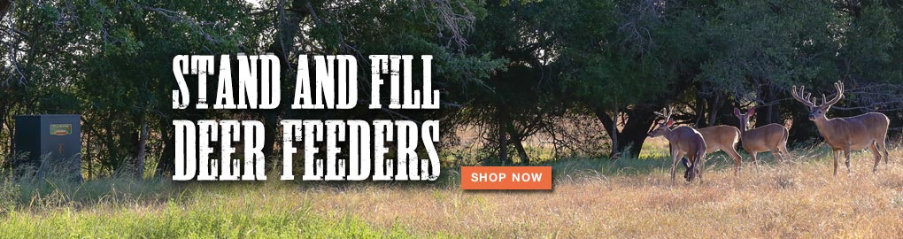 Wildlife Feeders By Texas Hunter Products