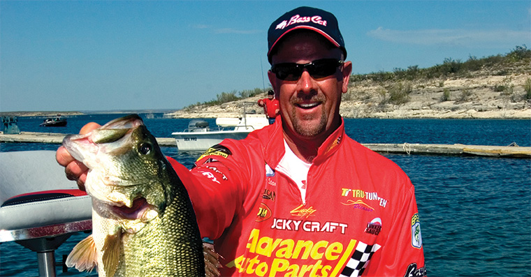 6 Summertime Bass Fishing Secrets from the Pros - Texas