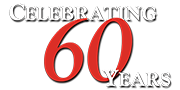 Celebrating 60 years in business