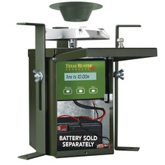 Texas Hunter 6 Volt Wildlife Feeder Kit