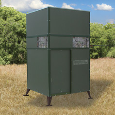 Texas Hunter Products Original Ground Blind 4' x 4' Single