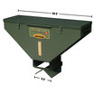 Texas Hunter 100 lb. Road Feeder with Wireless Remote Control