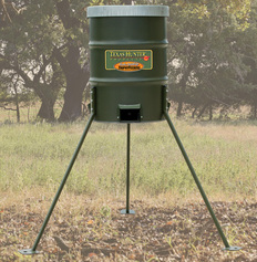 Texas Hunter 300 lb. Protein Barrel Feeder