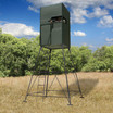 Texas Hunter Original 8' Tower Blind 4' x 4' Single