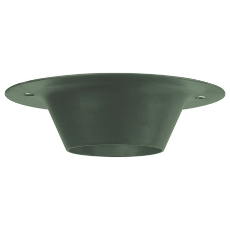Small Metal Funnel for Deer Feeders by Texas Hunter Products