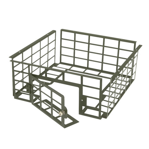 Varmint guard designed for Texas Hunter Products Wildlife Game Feeder Kits