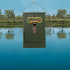 Texas Hunter 50 lb. Hanging Fish Feeder