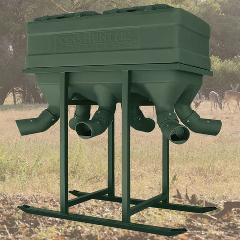 Texas Hunter 2,000 lb. Xtreme Protein Feeder