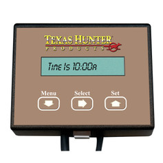 Texas Hunter Premium Digital Timer for Directional Wildlife Feeders