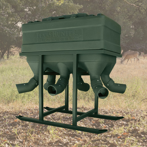 Texas Hunter Products Doe and Fawn Protein Feeder