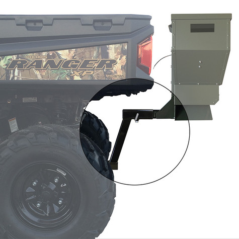 Road Feeder Extension By Texas Hunter Products  With Road Feeder