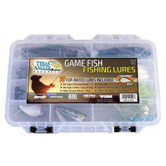 Texas Angler Game Fish Fishing Lure Kit
