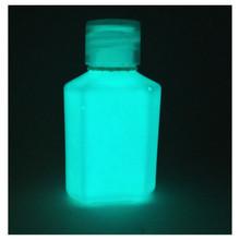 ZZ4 Aqua glow in the dark paint