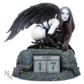 Daughter of Lileth - Gothic Fairy Desk Calendar - Nemesis Now