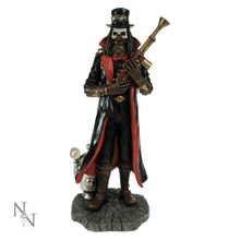 Steampunk - Grim Reaper front