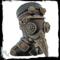 Steampunk Steam Doctor Trinket, Storage Box - Nemesis Now Sculpture