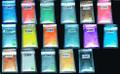 Pearl pigment powder