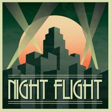 Night Flight - Vaponaute 24