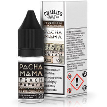 Peach, Papaya & Coconut Cream Eliquid By Pacha Mama