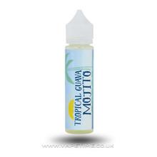 Mojito Island - Tropical Guava E-Liquid 60ml