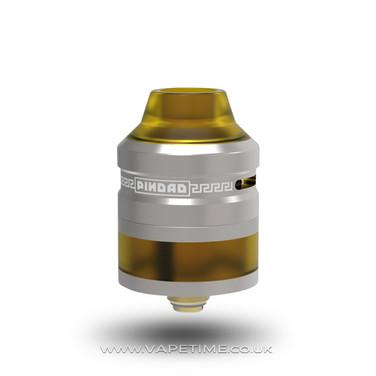 Pindad SS Driptank Ultemate Steel v2 by BomberTech