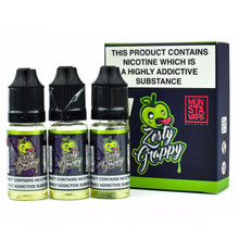 Zesty Grappy E-Liquid by Monsta Vape