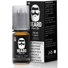 No.00 E-Liquid by Beard Vape Co