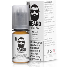No.51 E-Liquid by Beard Vape Co