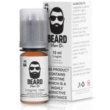 No.64 E-Liquid by Beard Vape Co