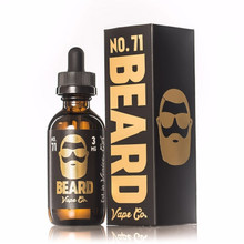Beard Vape Co - No.71 E-Liquid 60ml