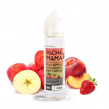 Pacha Mama - Fuji Apple, Strawberry and Nectarine E-Liquid 50ml