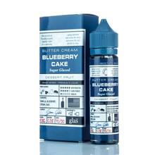 Glas Basix - Blueberry Cake E-Liquid 60ml