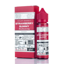 Glas Basix - Strawberry Gummy E-Liquid 60ml