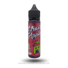 Monsta Vape - Strawz Apple E-Liquid 50ml