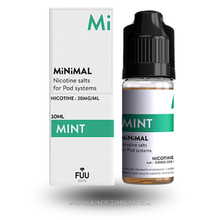 Mint E-Liquid by MiNiMAL