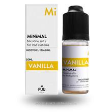 Vanilla E-Liquid by MiNiMAL