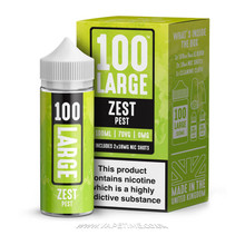 Large Juice - 100 Large - Zest Pest 100ml