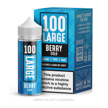100 Large - Berry Cold 100ml