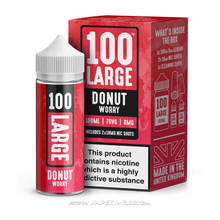 100 Large - Donut Worry 100ml