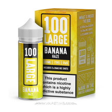 Large Juice - 100 Large - Banana Haze 100ml